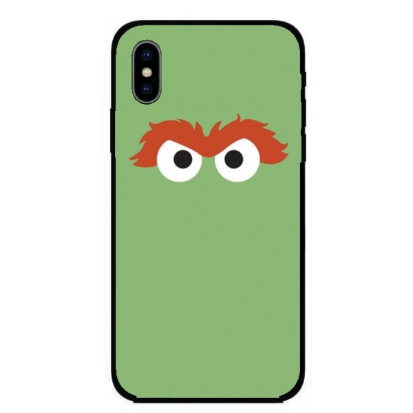Кейс за iPhone 281 oscar sesame street