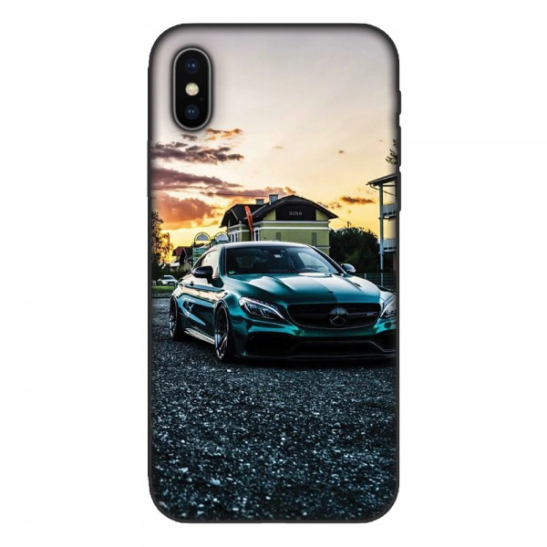 Кейс за iPhone 539 Mercedes