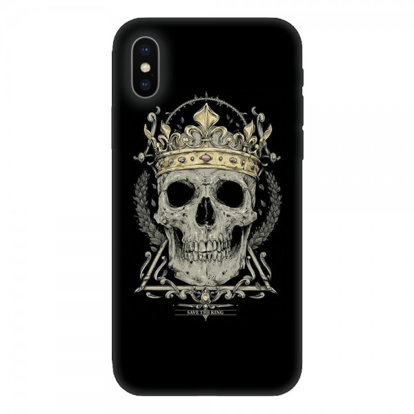 Кейс за iPhone 580 Save tne king