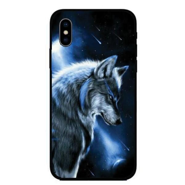 Кейс за iPhone 406 вълк