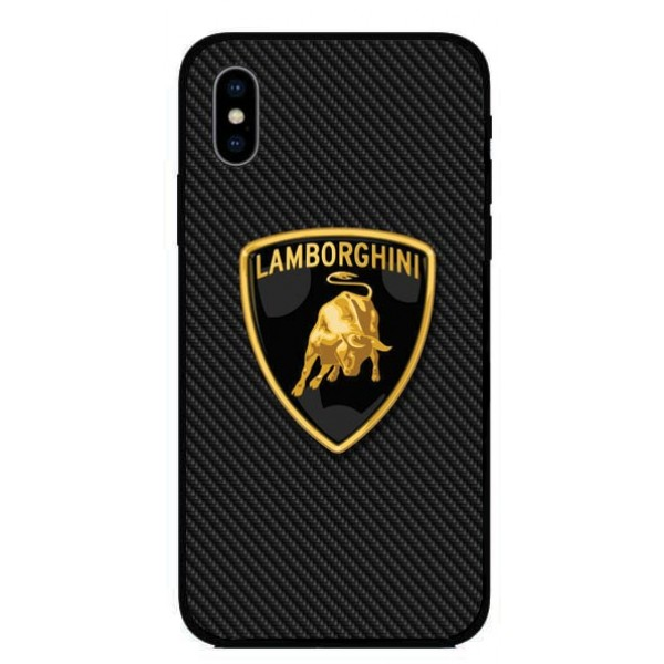 Кейс за iPhone 414 lamborghini