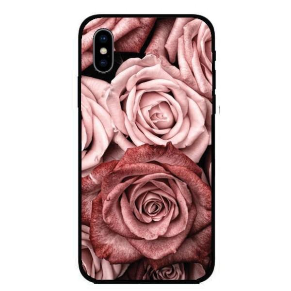 Кейс за iPhone 424 рози