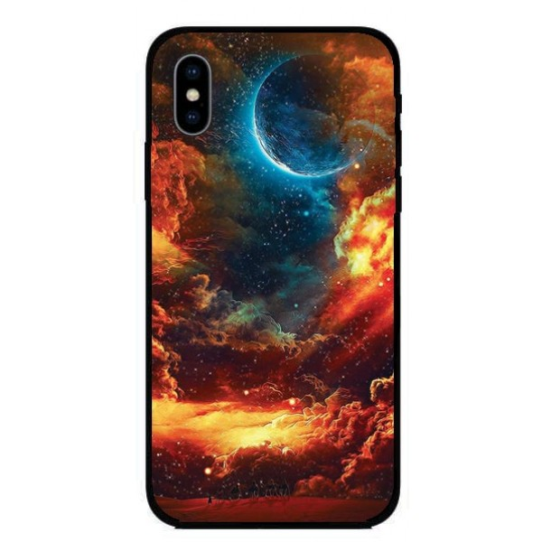 Кейс за iPhone 473 луна