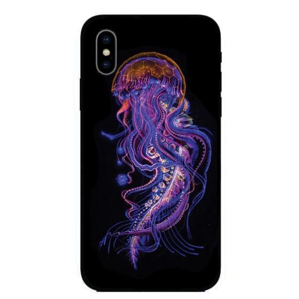 Кейс за iPhone 482 Медуза