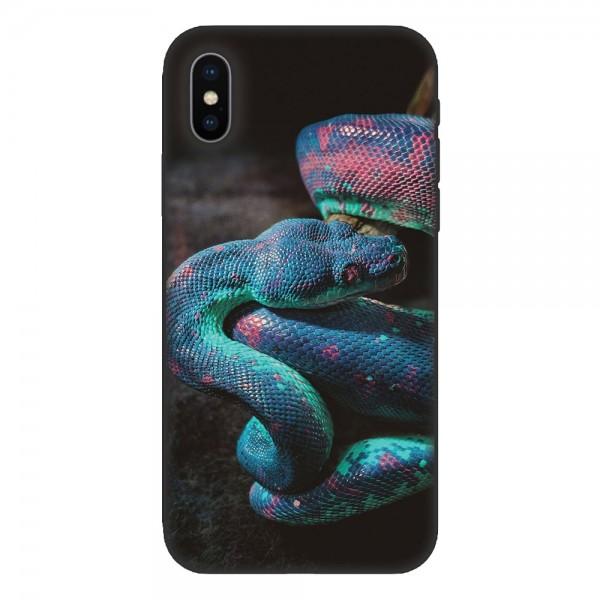 Кейс за Motorola 586 Змия