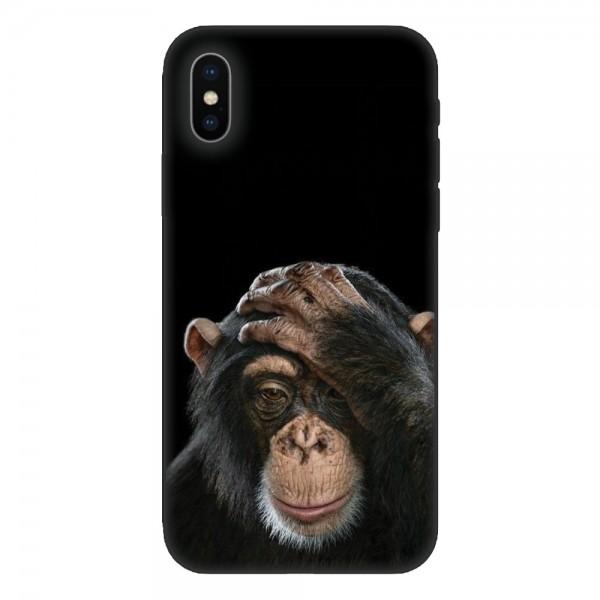Кейс за Motorola 587 Маймуна