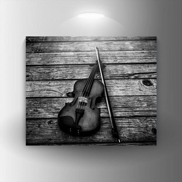 Картина-канава Цигулка