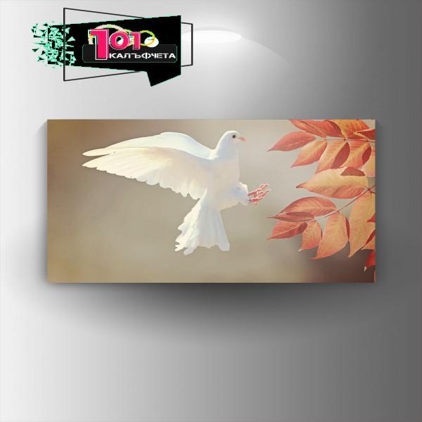 Картина-канава Гълъб