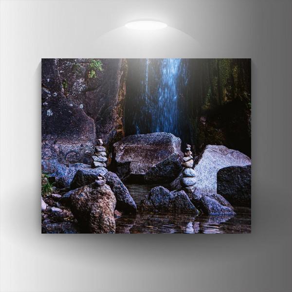 Картина-канава Камъчета