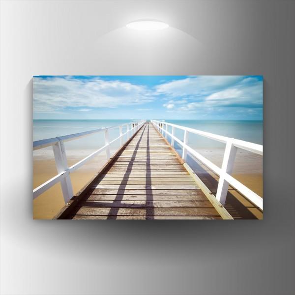 Картина-канава Плаж