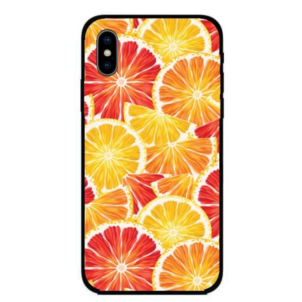Кейс за Sony 474 портокал