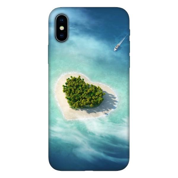Кейс за Sony 615 Остров сърце