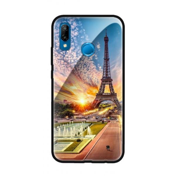 Стъклен кейс за Huawei P30 PRO Paris 383